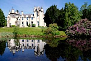 Dalnaglar Castle